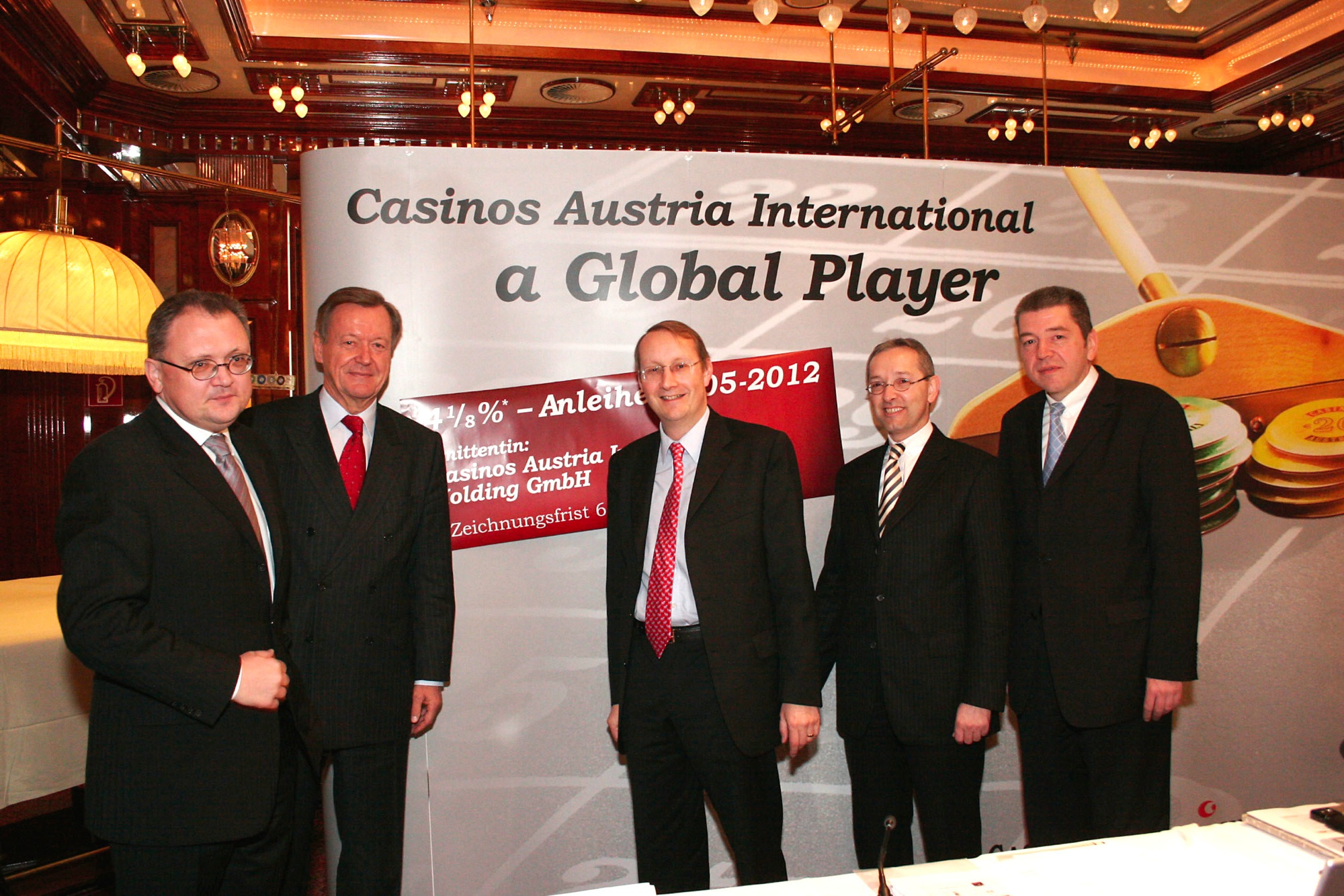 casino austria news